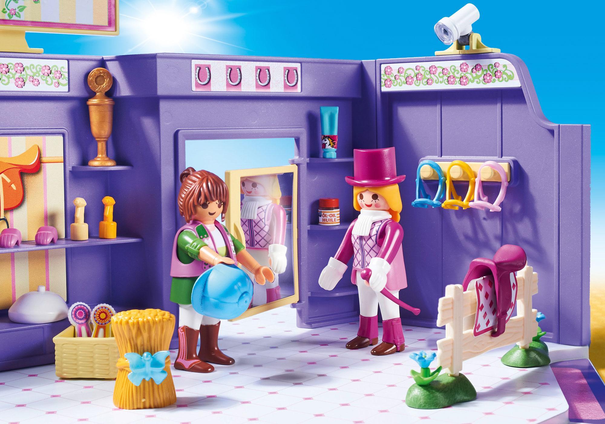 http://media.playmobil.com/i/playmobil/9401_product_extra2/Tienda de Equitación