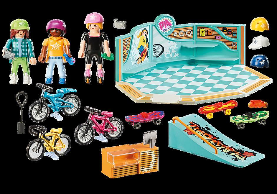 http://media.playmobil.com/i/playmobil/9402_product_box_back/Sklep rowerowy i skateboardowy