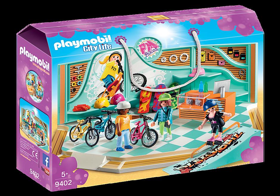 9402 Negozio di skate e biciclette detail image 3