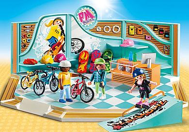 9402 Tienda de Bicicletas y Skate