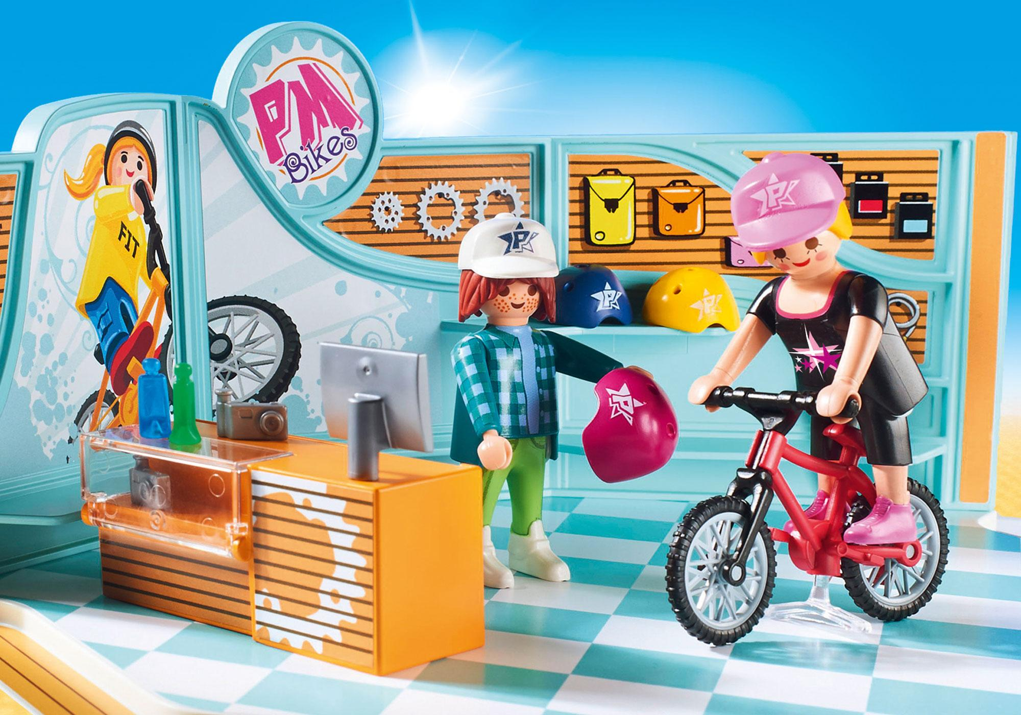 http://media.playmobil.com/i/playmobil/9402_product_extra1/Bike & Skate Shop