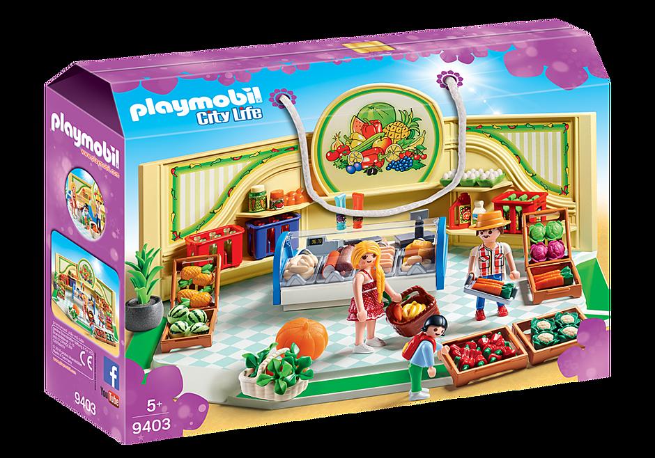 9403 Tienda de Frutas y Verduras detail image 3