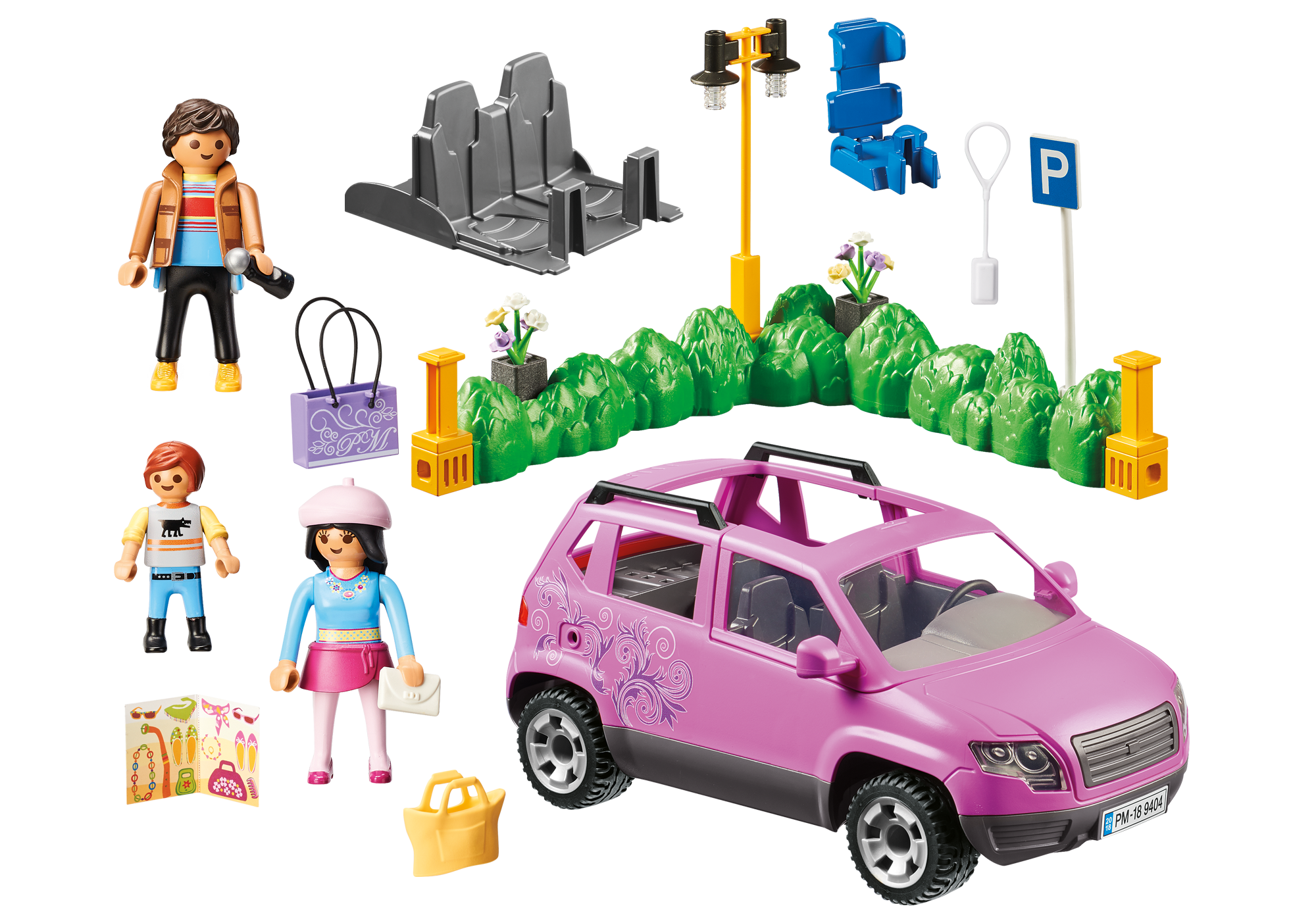 http://media.playmobil.com/i/playmobil/9404_product_box_back/Family Car with Parking Space