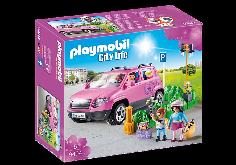 9404 Familjebil med parkeringsplats detail image 3