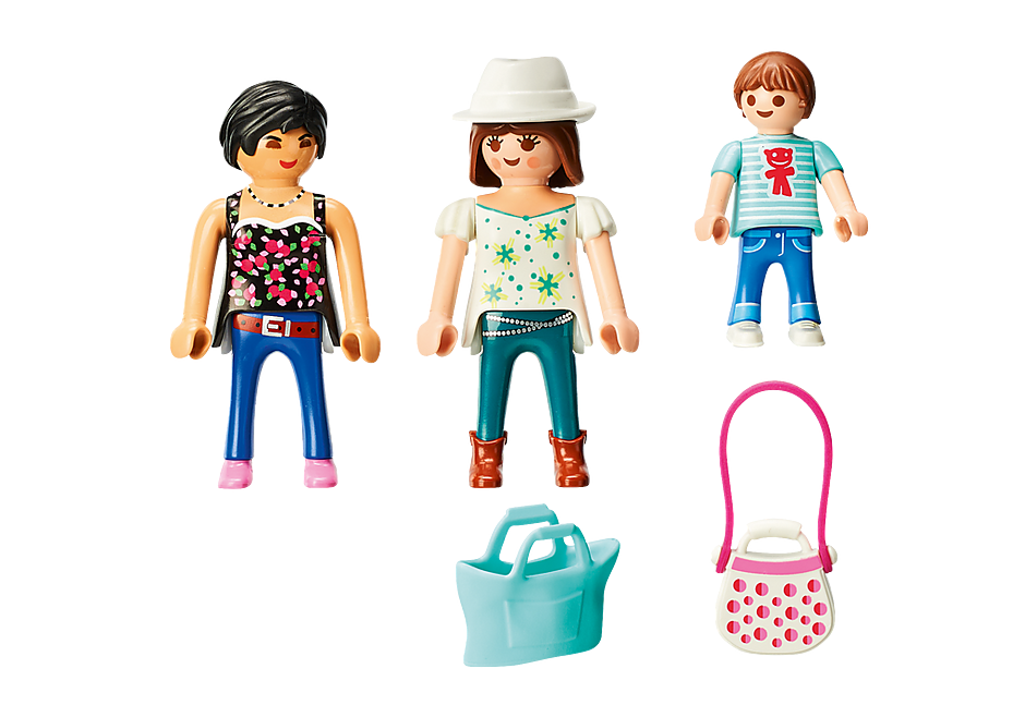Playmobil 9405 Shoppers