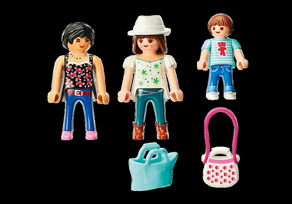 9405 Shopping Girls detail image 4