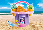 9406 Ice Cream Shop Sand Bucket