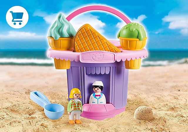 9406_product_detail/Ice Cream Shop Sand Bucket