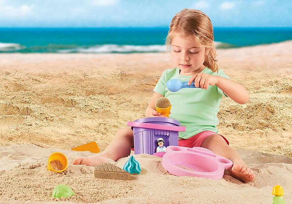 9406 Ice Cream Shop Sand Bucket detail image 6