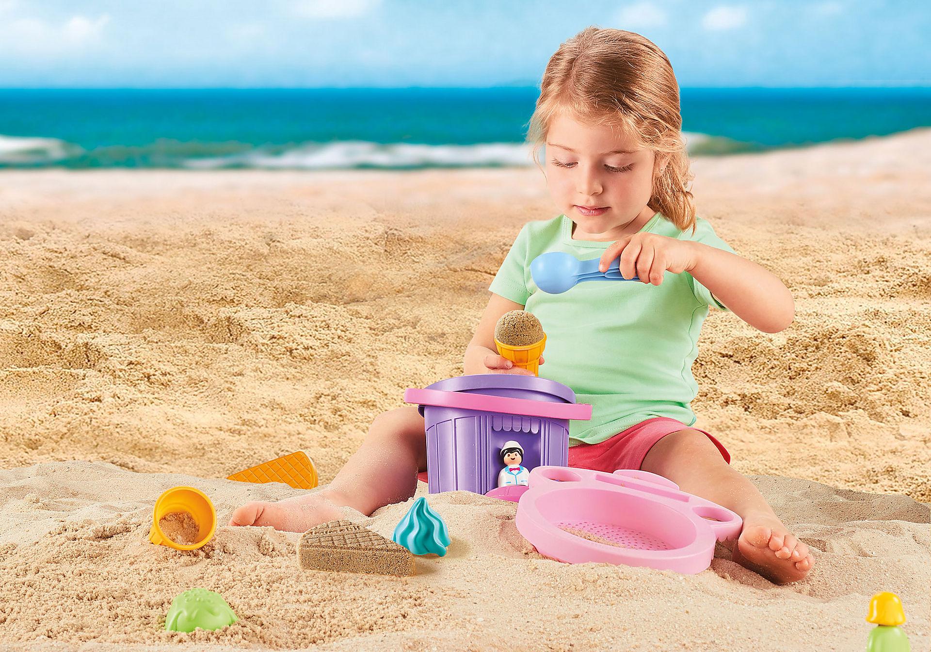 9406 Ice Cream Shop Sand Bucket zoom image6