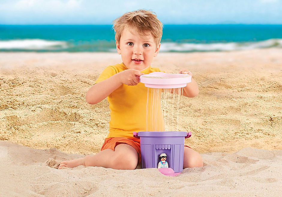 9406 Ice Cream Shop Sand Bucket detail image 8