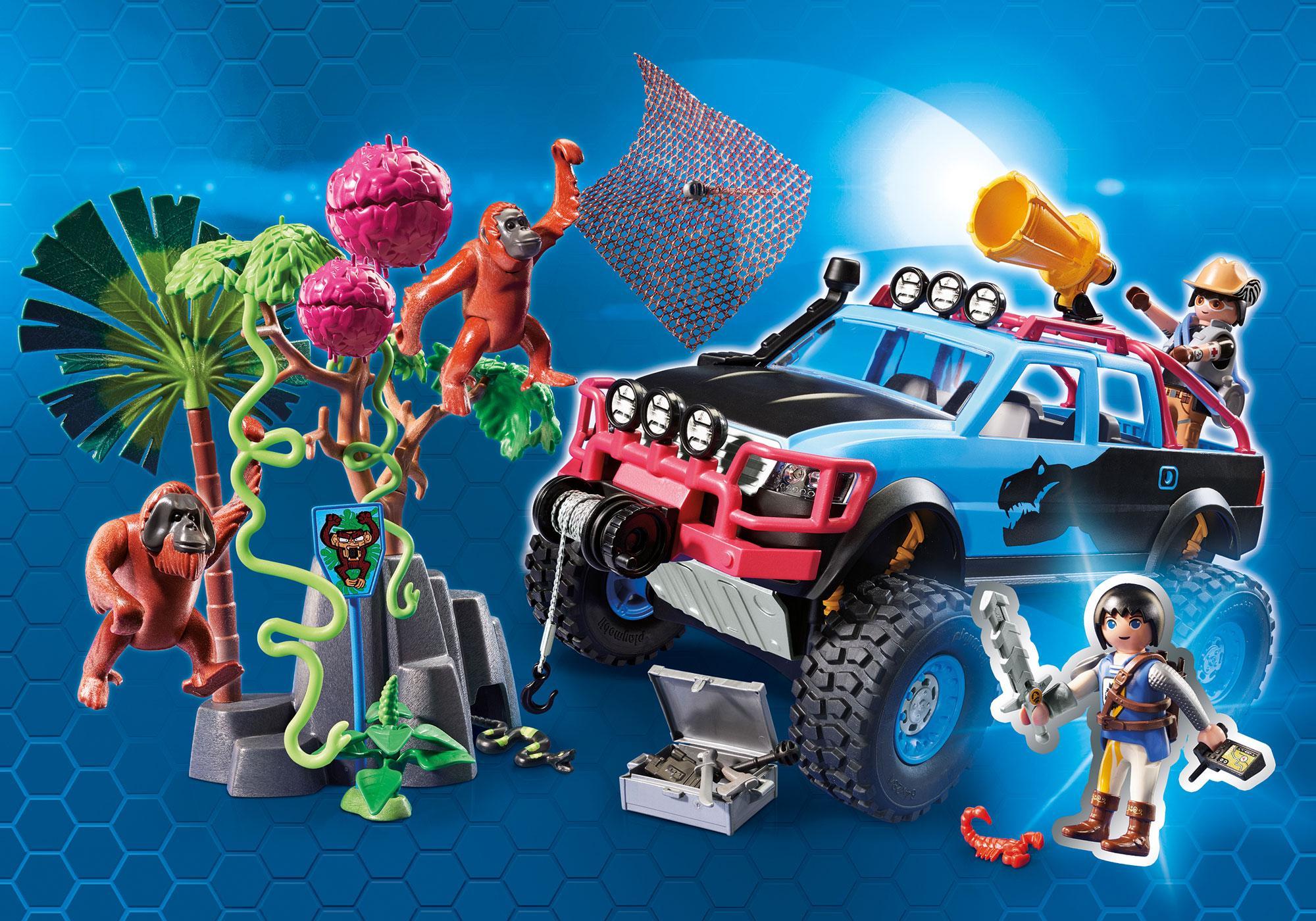 9407_product_detail/Monster Truck mit Alex und Rock Brock