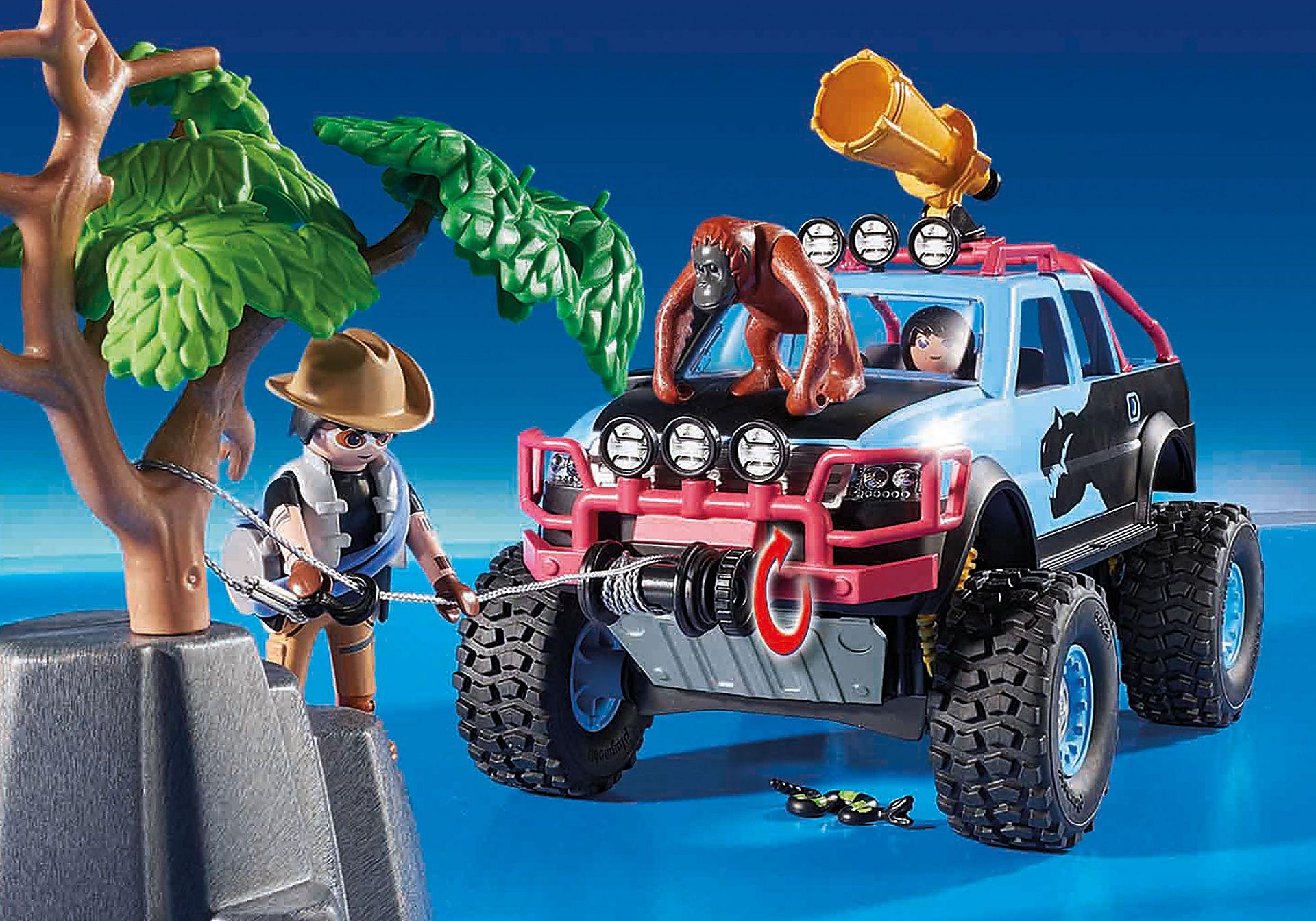 http://media.playmobil.com/i/playmobil/9407_product_extra2/Monster Truck mit Alex und Rock Brock