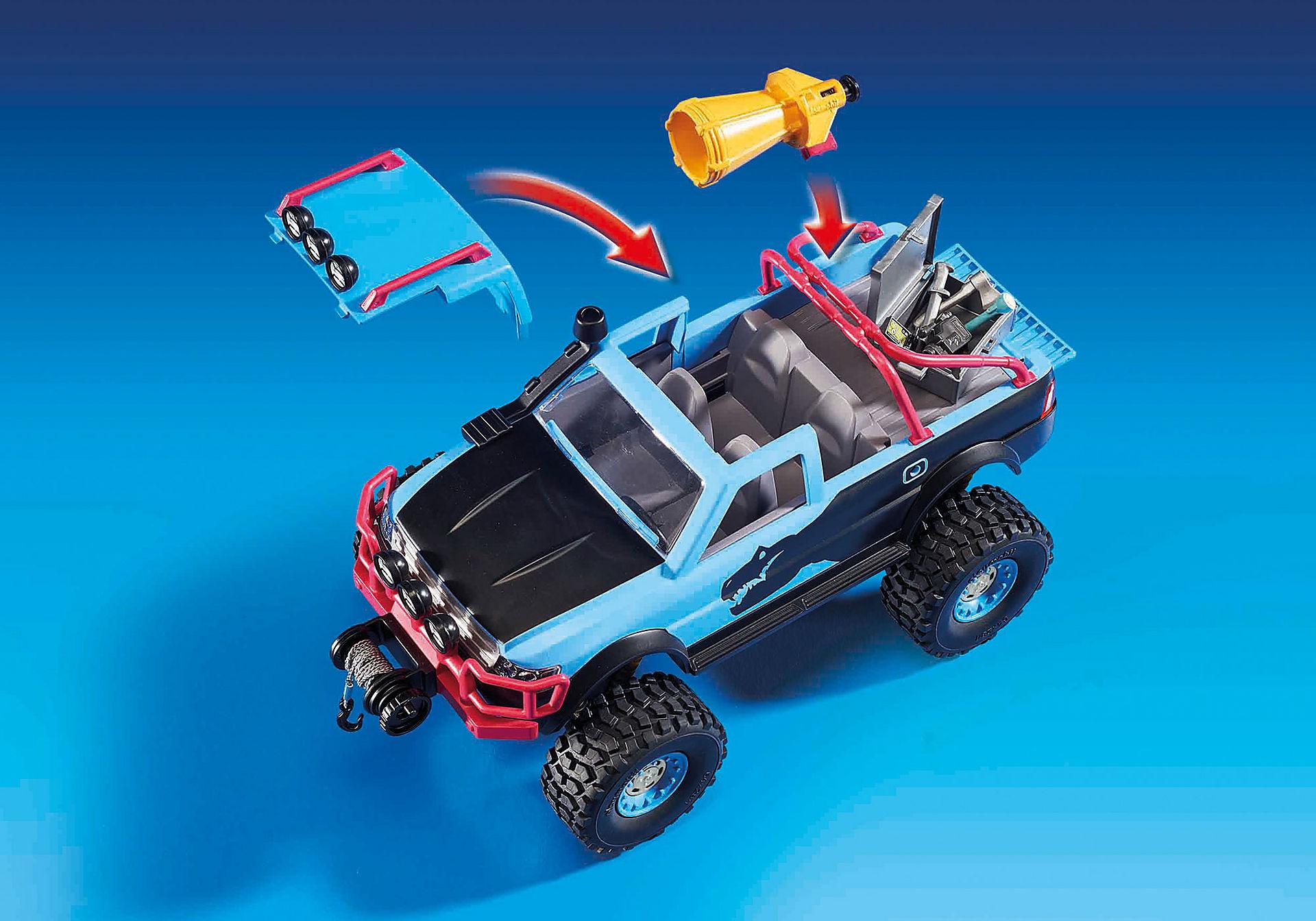 http://media.playmobil.com/i/playmobil/9407_product_extra3/Monster Truck mit Alex und Rock Brock