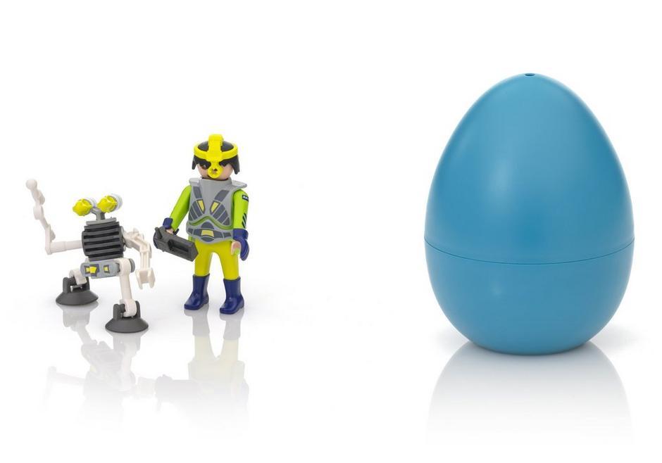 Space Agent Mit Roboter 9416 Playmobil österreich