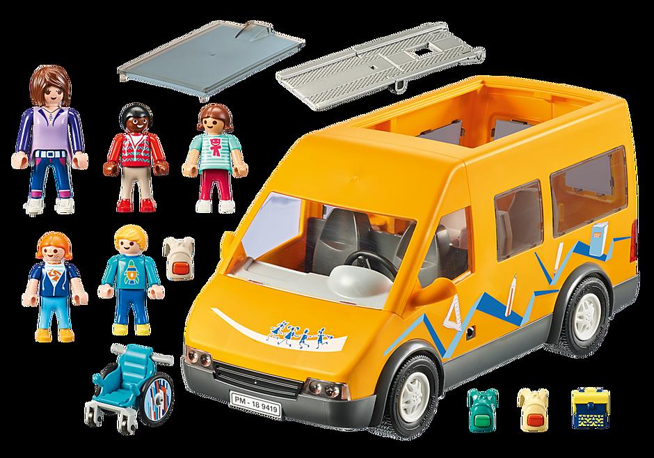 9419 School Van detail image 4