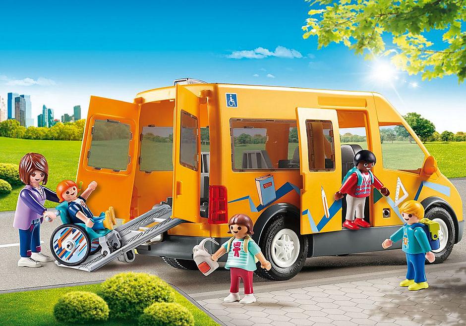9419 Σχολικό λεωφορείο detail image 1