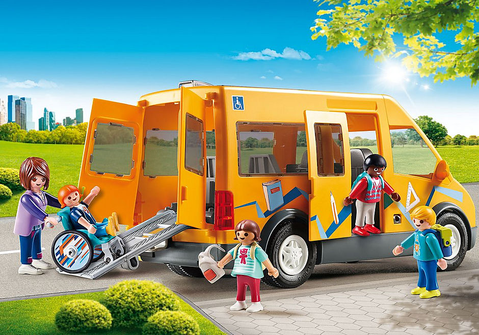 9419 Autobus szkolny detail image 1