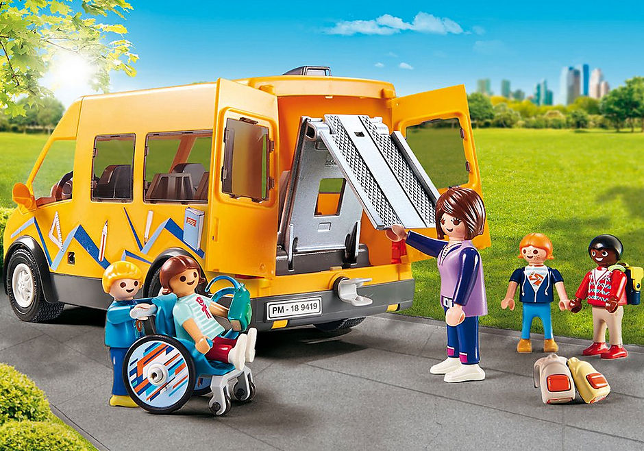 9419 Autobus szkolny detail image 6