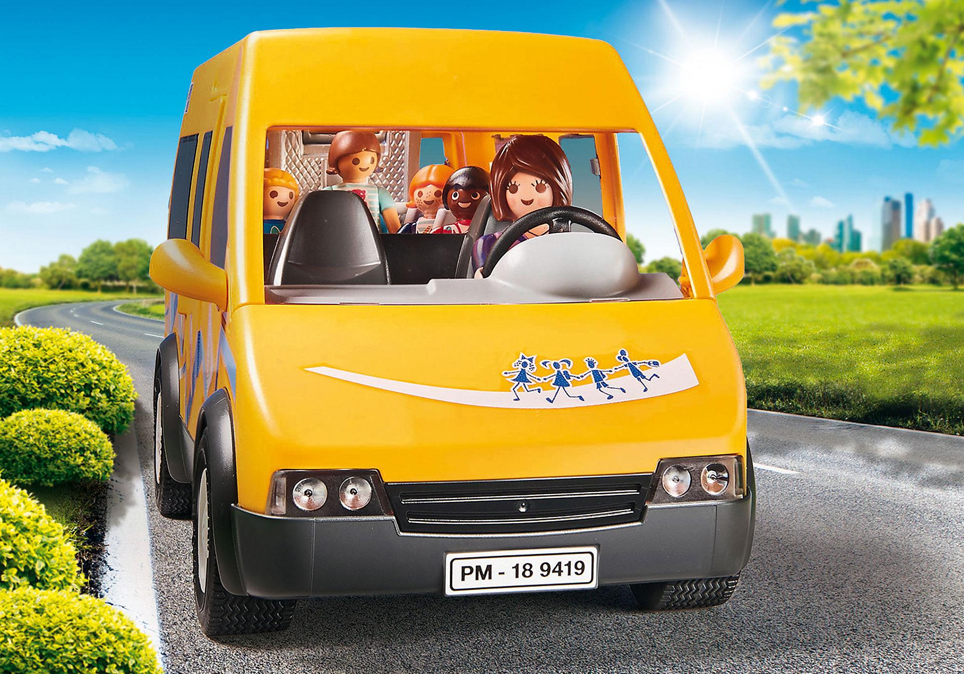 9419 Σχολικό λεωφορείο zoom image7