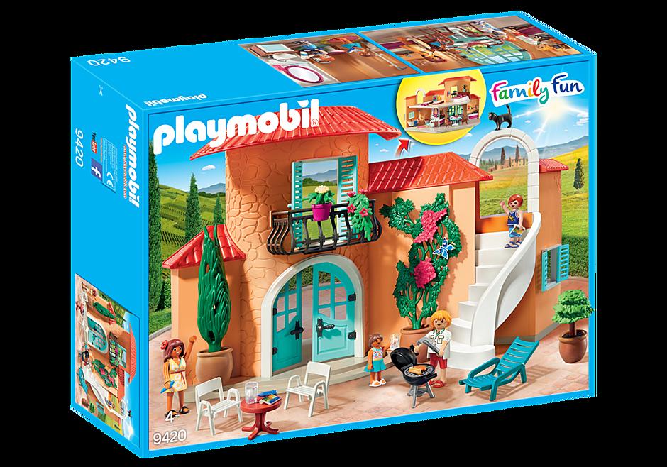 http://media.playmobil.com/i/playmobil/9420_product_box_front/Καλοκαιρινή Βίλα