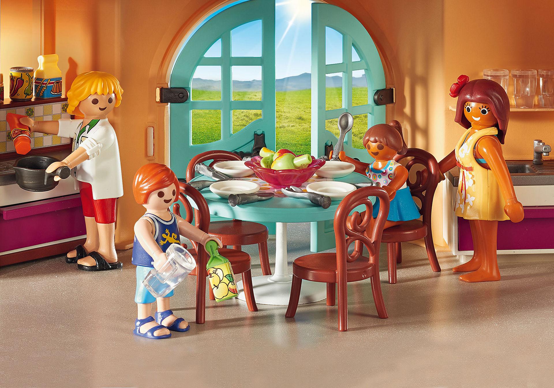 http://media.playmobil.com/i/playmobil/9420_product_extra1/Καλοκαιρινή Βίλα