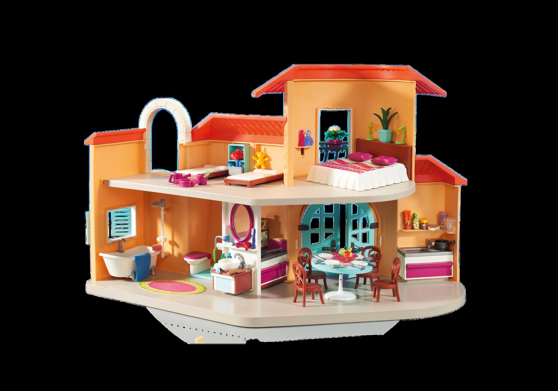 Sonnige Ferienvilla 9420 Playmobil Deutschland