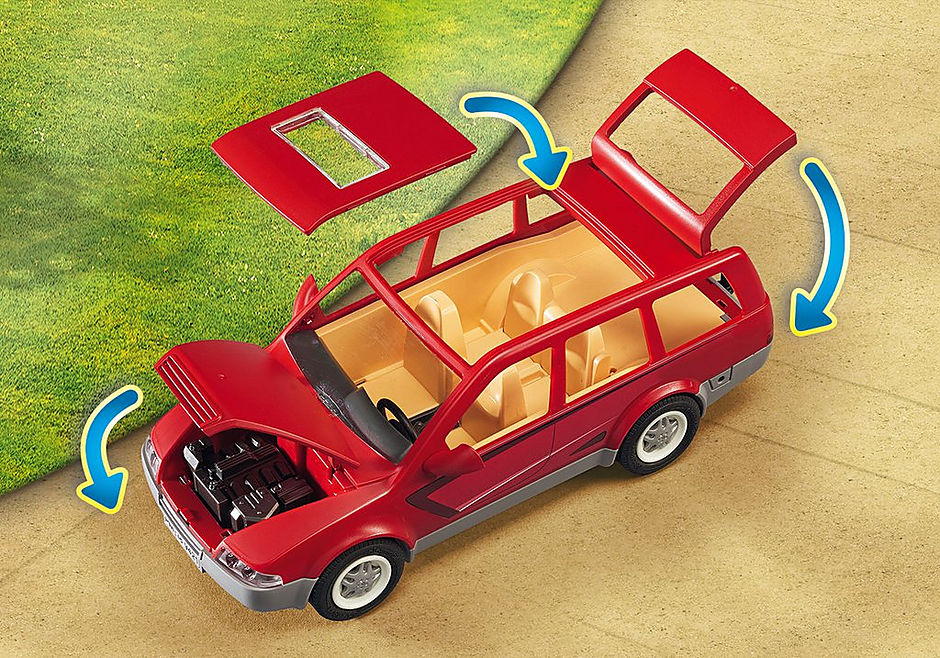 9421 Οικογενειακό πολυχρηστικό όχημα detail image 6