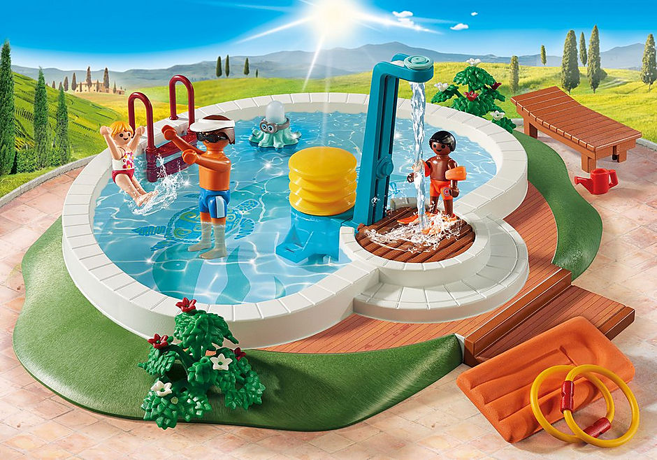 9422 Swimming Pool detail image 1