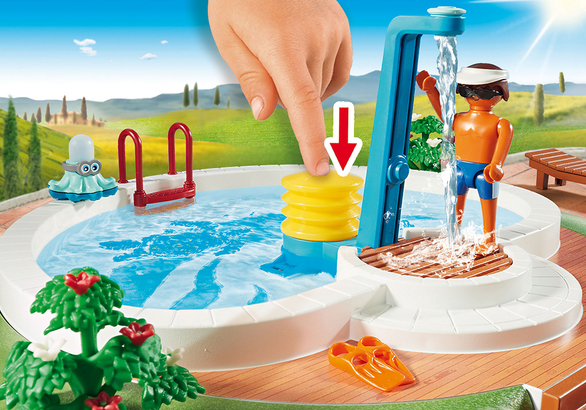 http://media.playmobil.com/i/playmobil/9422_product_extra1/Πισίνα με ντουζ