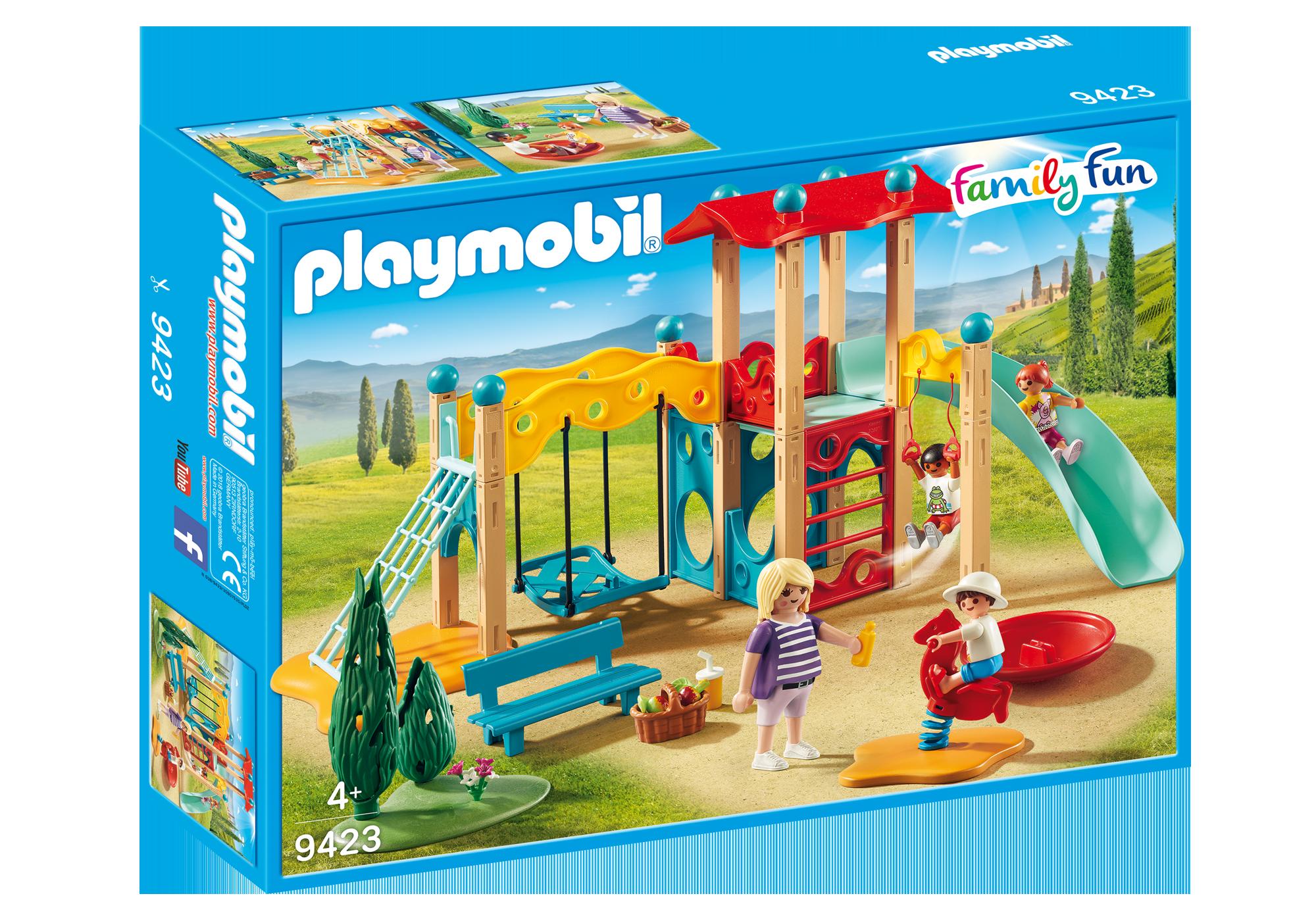 http://media.playmobil.com/i/playmobil/9423_product_box_front/Parc de jeu avec toboggan