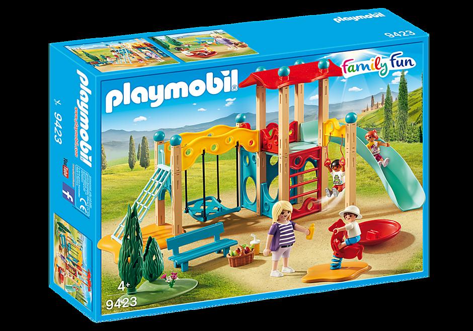 9423 Parco giochi dei bambini detail image 3