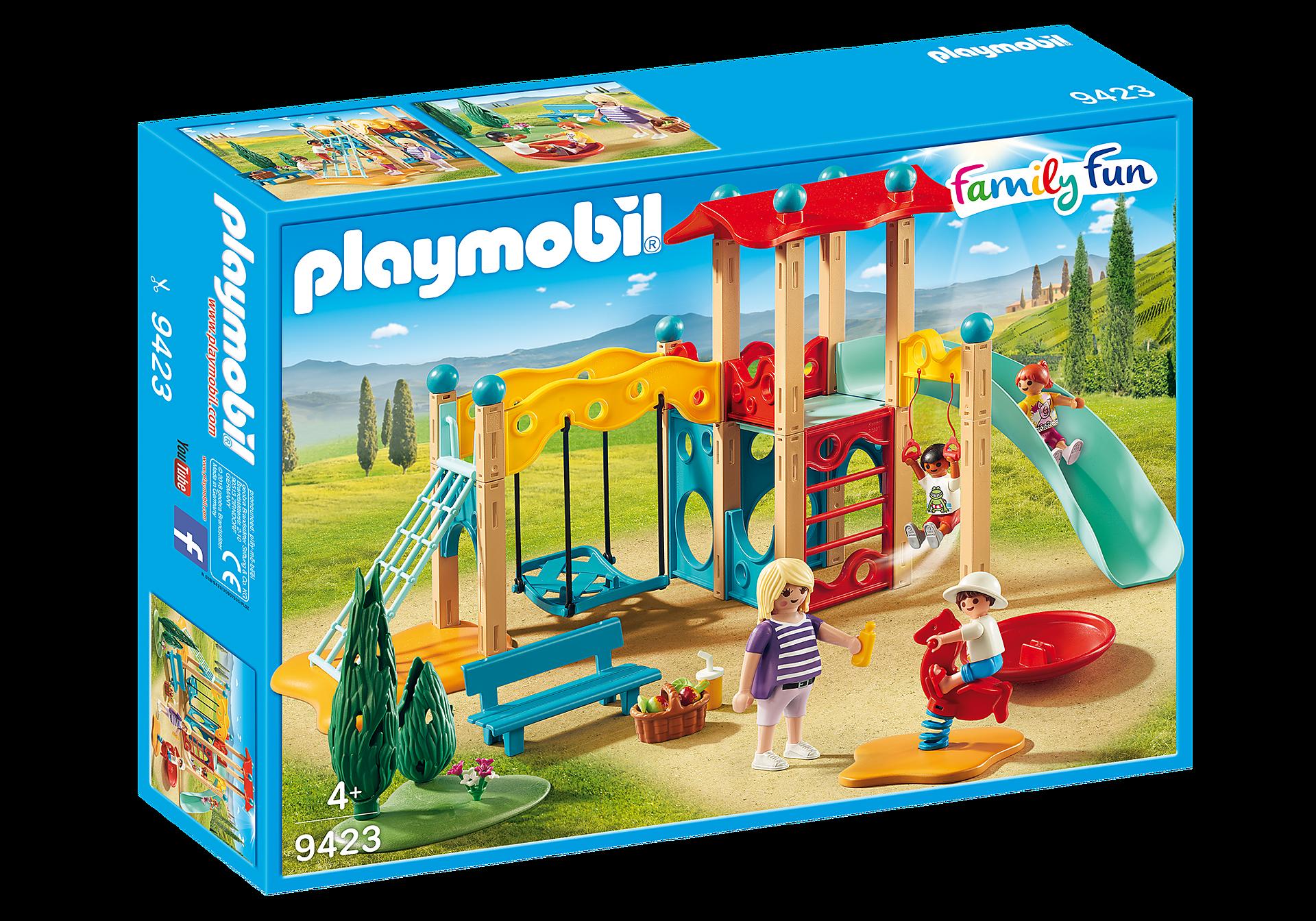 9423 Parco giochi dei bambini zoom image3