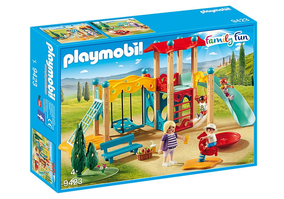 9423 Park Playground detail image 3
