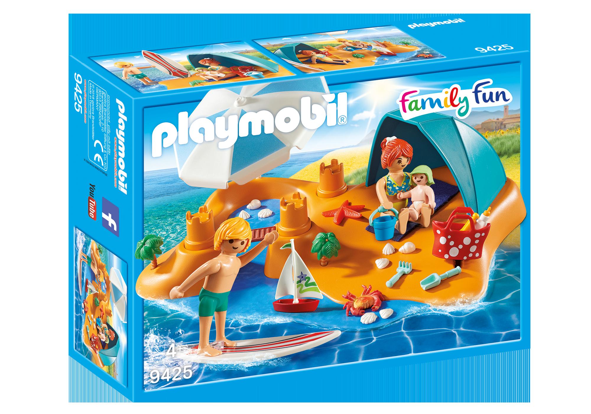 http://media.playmobil.com/i/playmobil/9425_product_box_front/Οικογενειακή διασκέδαση στην παραλία