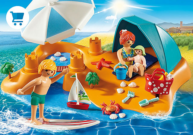 9425_product_detail/Familie am Strand