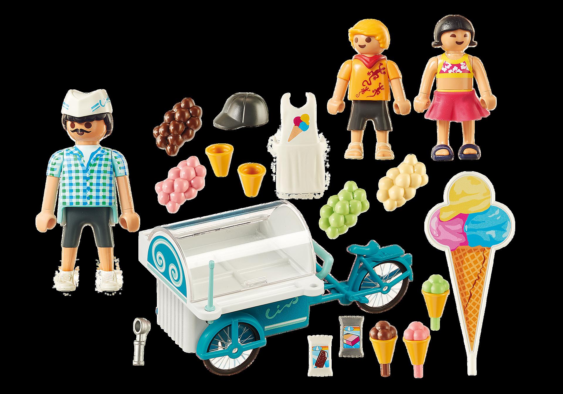 9426 Ice Cream Cart zoom image4