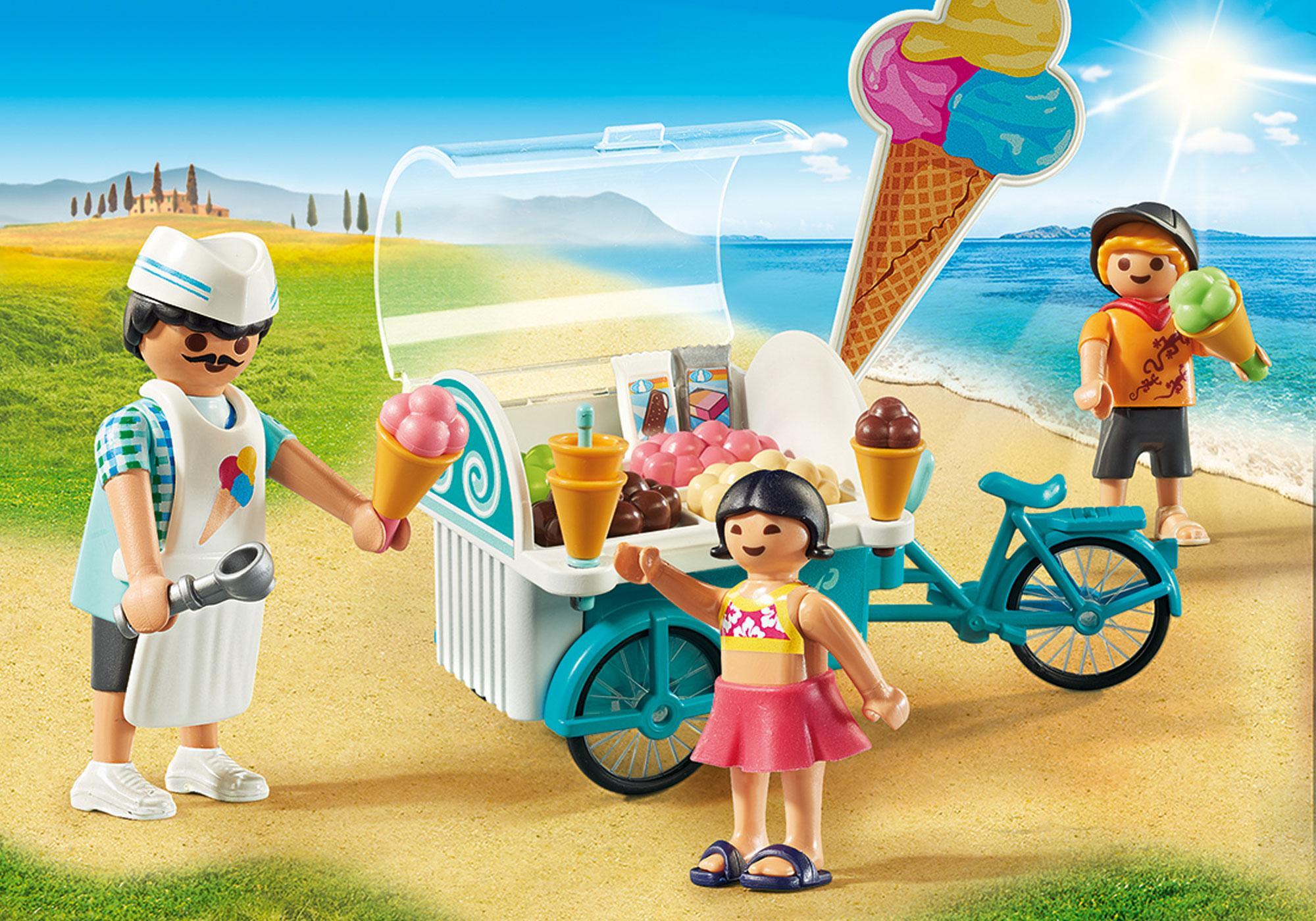 9426_product_detail/Fahrrad mit Eiswagen