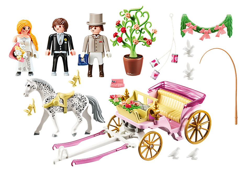 http://media.playmobil.com/i/playmobil/9427_product_box_back/Ślubna kareta