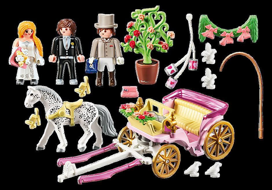 9427 Wedding Carriage detail image 4