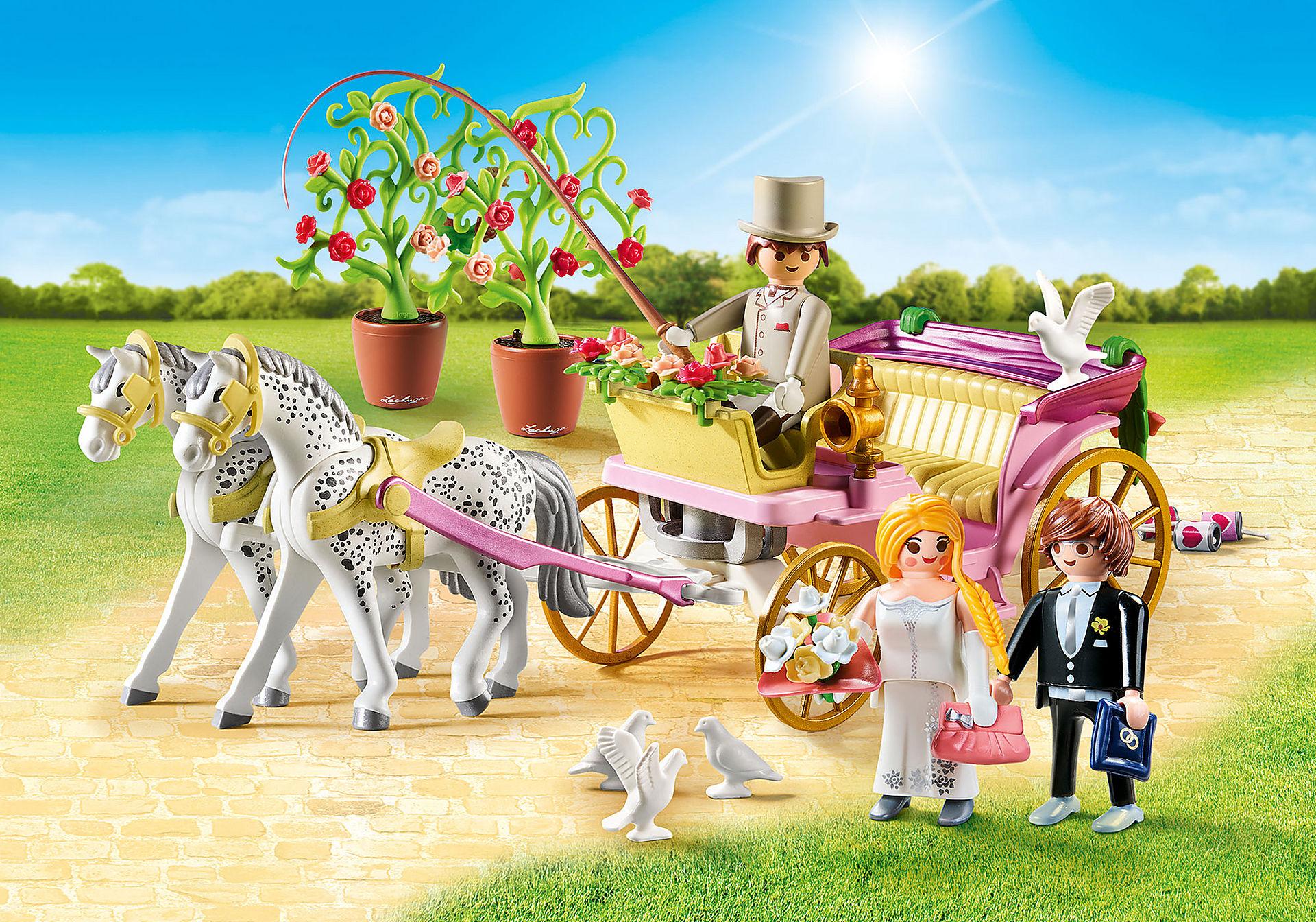 9427 Bröllopsvagn zoom image1