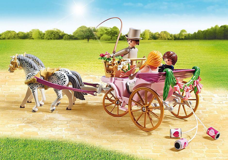 9427 Wedding Carriage detail image 7