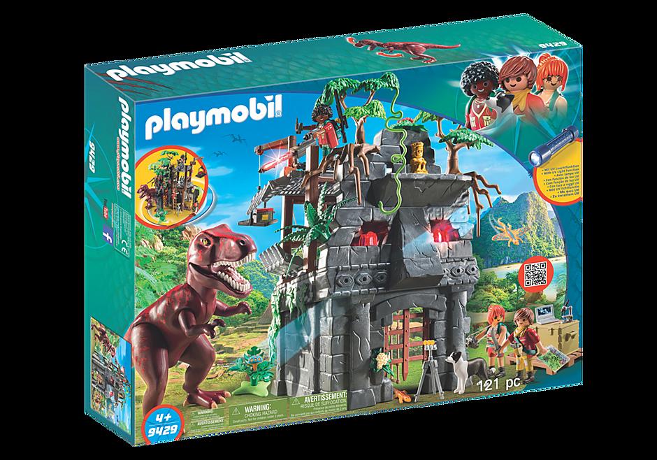 http://media.playmobil.com/i/playmobil/9429_product_box_front/Basiskamp van de avonturiers met T-Rex