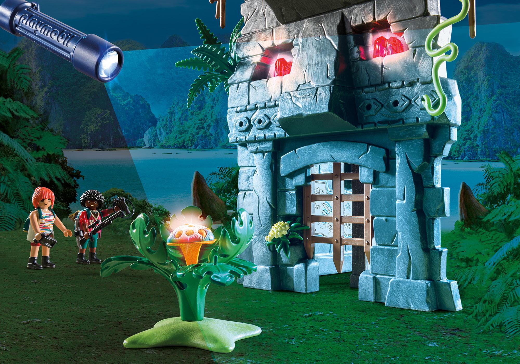 http://media.playmobil.com/i/playmobil/9429_product_extra1/Acampamento Base com T-Rex