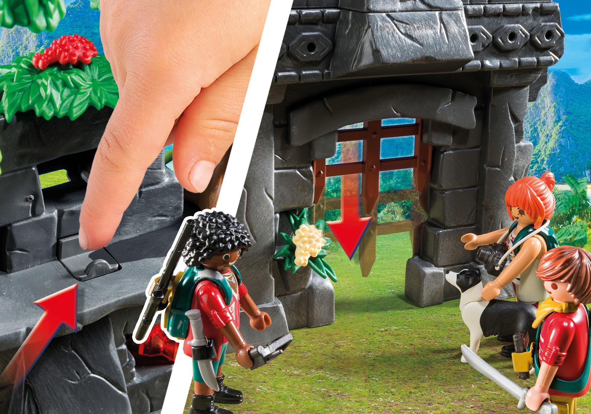 http://media.playmobil.com/i/playmobil/9429_product_extra2/Acampamento Base com T-Rex