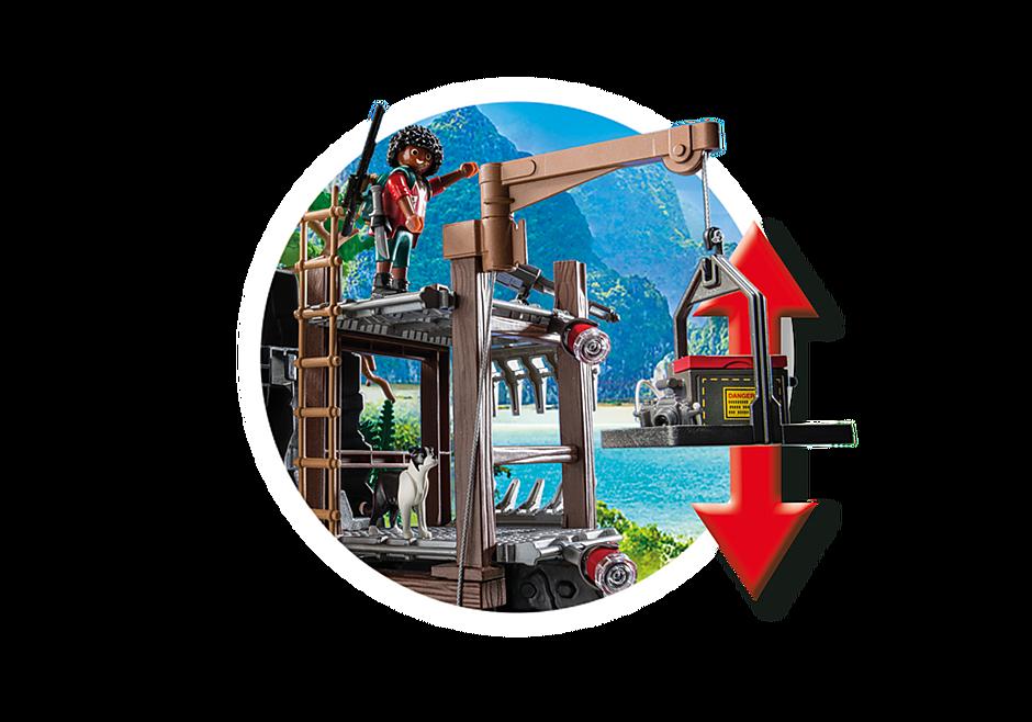 http://media.playmobil.com/i/playmobil/9429_product_extra5/Basiskamp van de avonturiers met T-Rex
