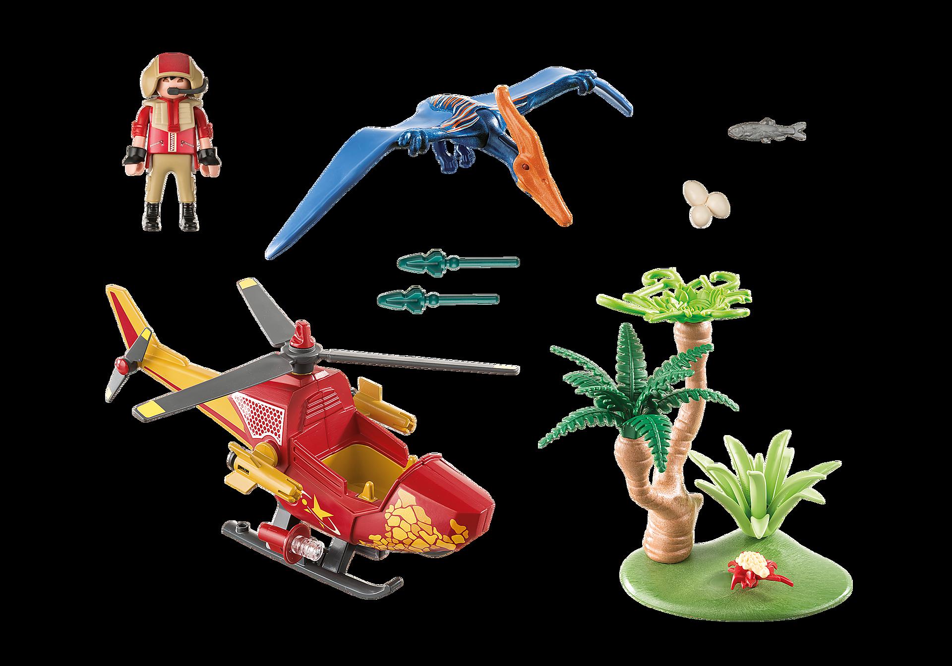 9430 Helicóptero con Pterosaurio zoom image4