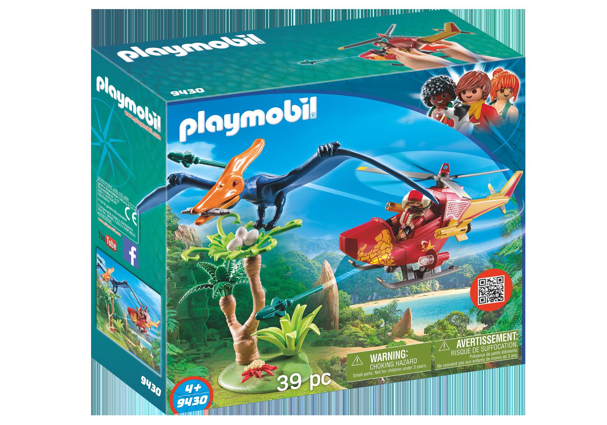 http://media.playmobil.com/i/playmobil/9430_product_box_front/Ελικόπτερο και Πτεροδάκτυλος