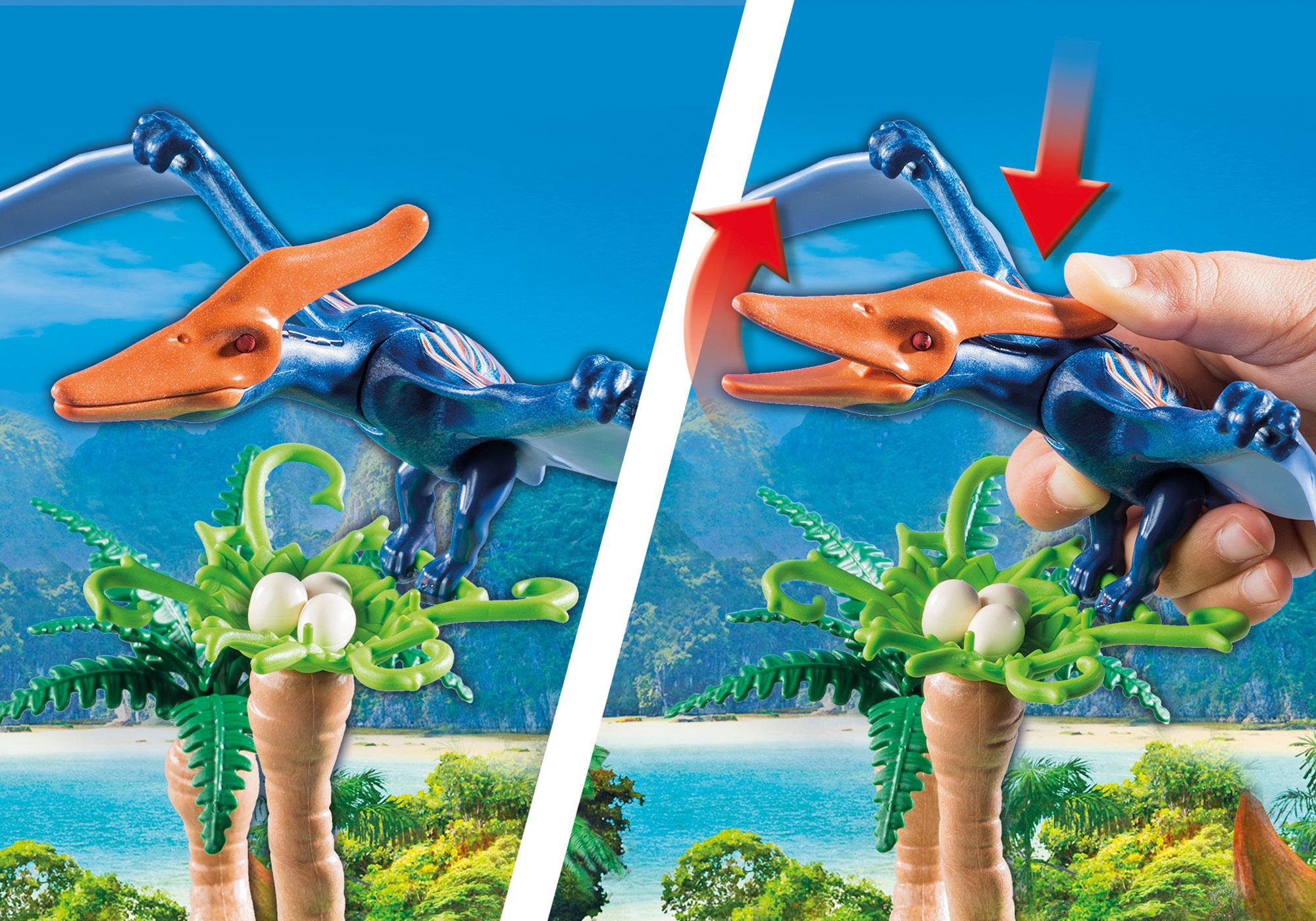 http://media.playmobil.com/i/playmobil/9430_product_extra1/Helicóptero com Plesiosaurio