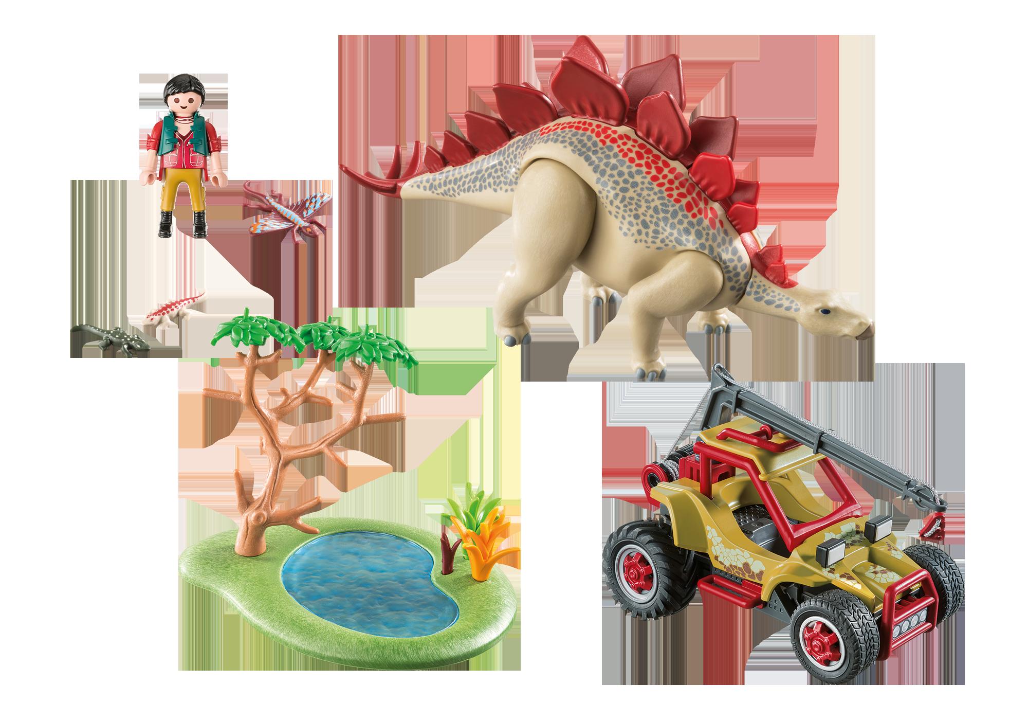 http://media.playmobil.com/i/playmobil/9432_product_box_back/Εξερευνητικό όχημα και Στεγόσαυρος